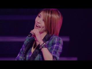 [BoA LIVE TOUR 2010 -IDENTITY-] - Intro fallin'