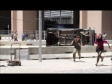 Видео со съёмок фильма Судья Дредд 3D (2012)