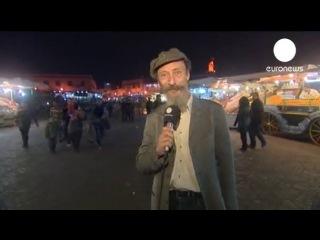 Шакрукх Кхан (Марокко)!