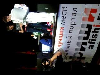 Я играю на концерте Петра Дранги