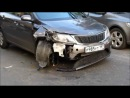 4 автомобиля не поделили перекресток (1 пострадавщий, 06.08.2012)