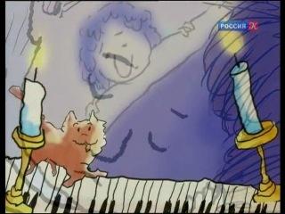Сказки старого пианино. Вольфанг Амадей Моцарт