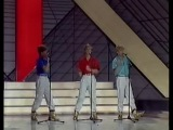 THE HERREY'S - Diggi Loo, Diggi Ley (1984)