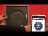 Тест на снижение уровня шума при использовании материалов Шумофф