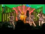 [PERF] SNSD - [090725] MBC Music Core - Dance Break+Tell Me Your Wish (Genie)