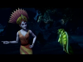Барби: Приключения Русалочки 2 2012