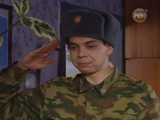 Солдаты 12. Серия 33. 37.07 про кошечку)))))