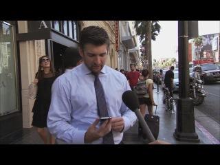 #агонь: людям показывают айфон 4S и говорят, что это пятый