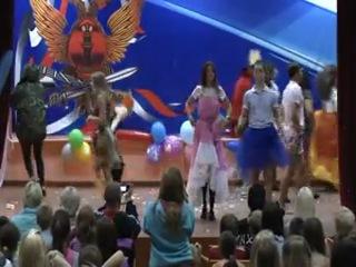 Республика Солнечная. Вожатский концерт. 4 сезон 2012