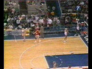 Сезон 1984-1985 | Бостон Селтикс-Атланта Хоукс | Ларри Бёрд-60 очков