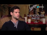 The Hangover Part 3 - Justin Bartha & Heather Graham Interview