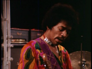 Jimi hendrix - all along the watchtower (isle of wight, 1970)