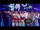 [PERF] SNSD - [091225] KBS2 Music Bank - Annual MVP Acceptance Award Speech, Encore