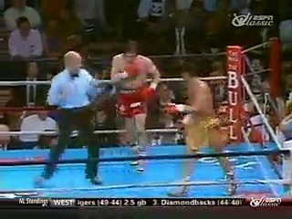 1989-03-06 Hector Camacho vs Ray Mancini (vacant WBO light welterweight title)