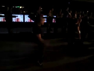 Мой монтаж - Тащильщик с концерта Drowning Pool / P.O.D. в Омске (Drowning Pool - Bodies) ангар омск 2013