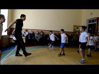 Урок фізкультури ритмічна гімнастика у 2 класі
