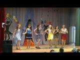 Народный танец - 1 коллектив
