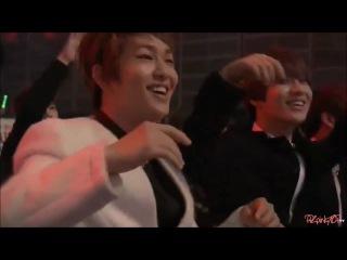 121130 Precious SHINee moments @ Mnet MAMA Awards