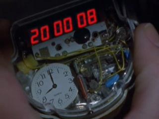 Полицейские во времени / Crime Traveller (1997) - 3 серия
