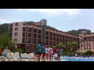 Дневная анимация Green Nature Resort & Spa 5* Мармарис Турция