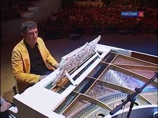 Александр Гиндин и Борис Березовский в программе