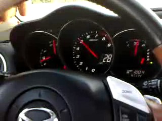 Mazda RX-8 - лучший аттракцион в аквапарке