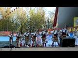 Закарпатский танец. 9-е Мая, Зеленый театр.