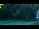 еще одна прогулка по озеру сверхмедвежонка и его сверхдрузей