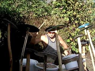 Новый барабанщик группы Nightwish