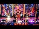 Caution Hot! на премьере новой песни Алекса Малиновского-ты мой огонь!