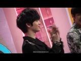 [FANCAM][12.05.02] MBC Idol QTV Miracle7 - Sungjae