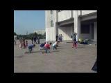 Предложение руки и сердца. Бахтияр и Ситора. Алматы. 4 июля 2012 год