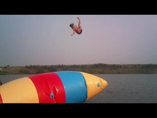 Мой прыжок в воздух и воду=)))!!!!!