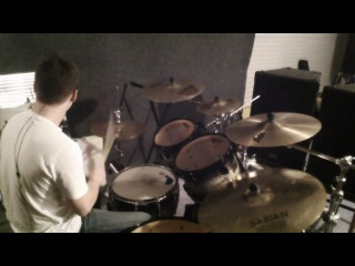 Halestorm - I Get Off drum cover by Mak