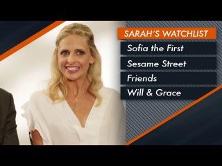 2013.08 Sarah Michelle Gellar's Watchlist
