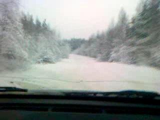 Вот пришла зима 2012 г декабрь