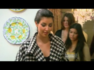 KUWTK 3 СЕЗОН 3 СЕРИЯ - I'd Rater go naked...or shopping