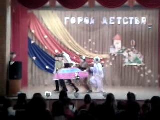 Выступление в Карбышева конкурс видеоклипов(наш номер глюкоза)