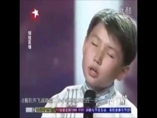 Мальчик заставил весь Китай заплакать