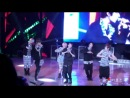 "[FANCAM]120901 B.A.P - ""CRASH"" @ Cultwo Show Open Broadcast in Seoul Land"