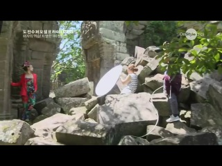 Топ модель по корейски 3 сезон 8 серия