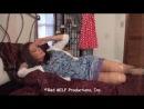 Сын трахнул спящую мать видео