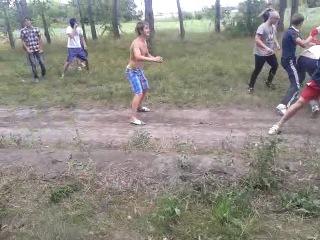 Бой без правил (уличный бой)