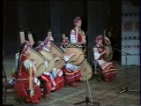 Ой у полі три тополі Українська народна пісня Ukrainian folk song bandura ensemble