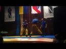 Влад Максаков 1 бой,2 раунд