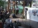 Освящение колоколов и концерт в Свято-Троицкой церкви г.Ивангород 2006 год