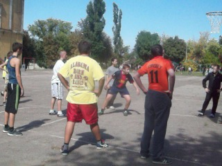 13.09.2013 ОШ№19 - басскетбол