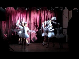 Танец снежинок из мюзикла Снежная королева