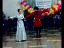 осетинский парный танец-Хонга кафт
