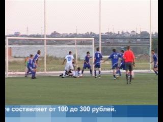 Архив 2010: Сызрань-2003 - КамАЗ-2 (Наб.Челны) Кубок МФС